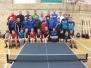 2015 metų Akmenės rajono pirmenybėse išaiškinti geriausi stalo tenisininkai 2015 02 01 Akmenė