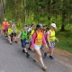 2018-06-(11-12) Turistinis pėsčiųjų žygis Valgume pasaule-Ragaciems Latvija..
