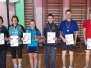 Akmenės r. šeimų stalo teniso komandinės pirmenybės 2014 03 22 Naujoji Akmenė