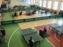 Akmenės rajono stalo tenisininkės Lietuvos jaunių čempionate iškovojo septintą vietą 2014 01 18
