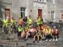 Klubo nariai dalyvavo dviračių žygyje 2014 08 15