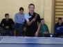 Parodomoji stalo tenisininkų programa Ramučių gimnazijoje 2014 10 13-17 N. Akmenė