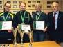 Paskutinėse šių metų Policijos pirmenybėse medalius išsidalino stalo tenisininkai 2016 12 15