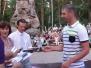 Pirmasis stalo teniso turnyras po atviru dangumi 2014 08 26 Akmenė