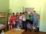 Stalo tenisininkai sporto stovykloje Rucavoje
