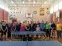 Stalo tenisininkų šeimos pagerbė Antano Karvelio atminimą 2017 04 15 Naujoji Akmenė