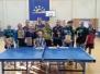 """Stalo teniso turnyras """"Sidabros"""" taurei laimėti 2016 09 10-11 Joniškis"""