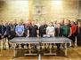 Stalo teniso turnyras, skirtas sporto veteranui Augustinui Janavičiui paminėti 2017 04 30 Akmenė