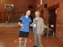 Stalo teniso turnyru paminėtas sporto veteranas Augustinas Janavičius Papilė 2016 05 07