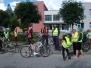 Turistinis žygis dviračiais prie Luksto ežero Telšių rajonas 2014 06 17-19