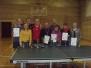 """XVIII – asis stalo teniso klubo """"Mažoji raketė"""" gimtadienis 2013 11 09"""