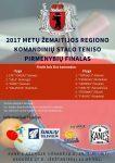2017 metų Žemaitijos regiono komandinės stalo teniso pirmenybės Šiauliai